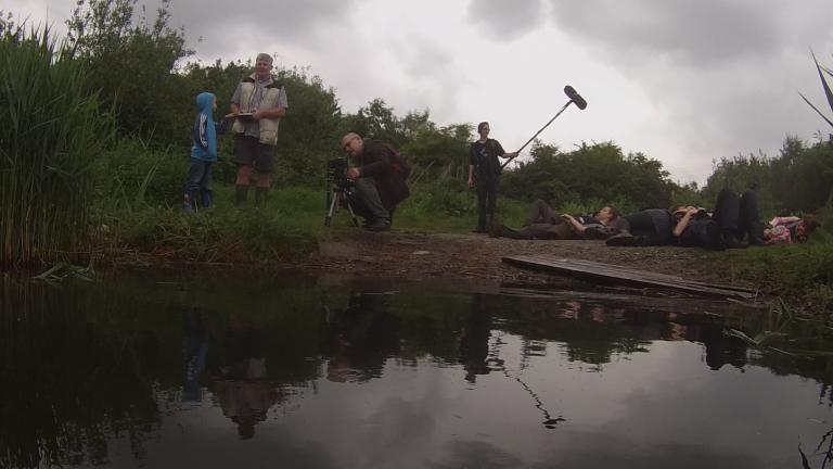 boat filming